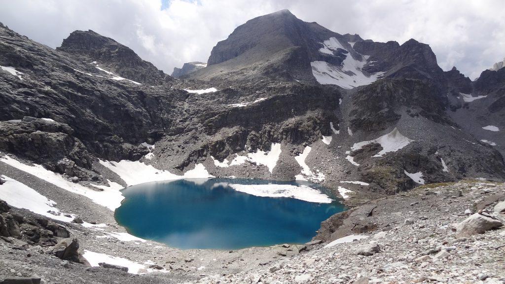 Idées rando - Col d'Agnel et lacs d'Ambin