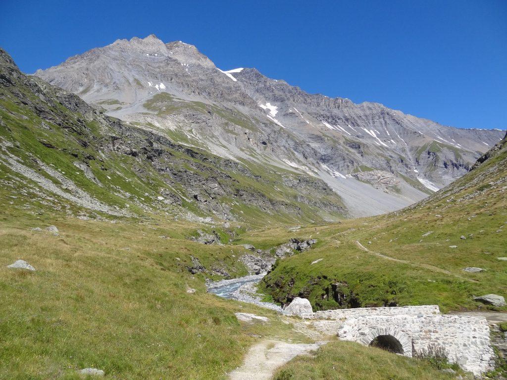 Col de la Vanoise - Départ