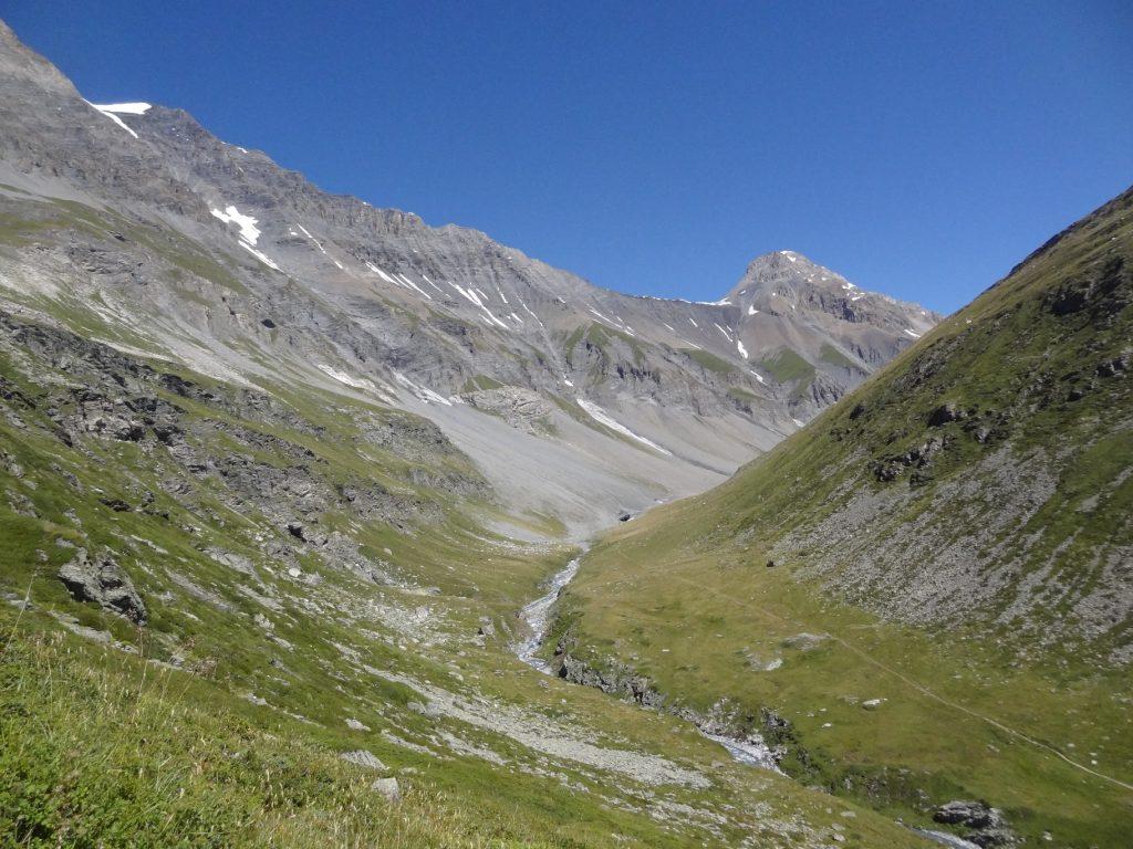 Col de la Vanoise - La Grande Motte