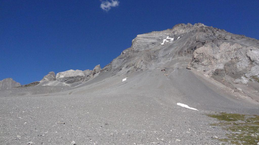 Col de la Vanoise - Pointe Mathews