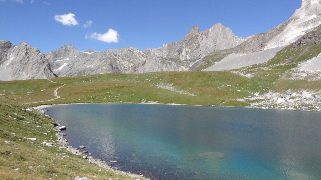 Col de la Vanoise - Lac