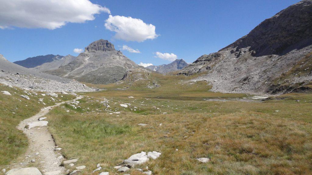 Col de la Vanoise - Retour
