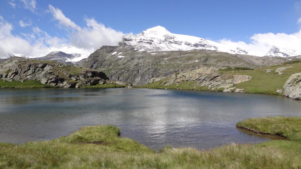 Lacs de Bellecombe - Lac de Bellecombe