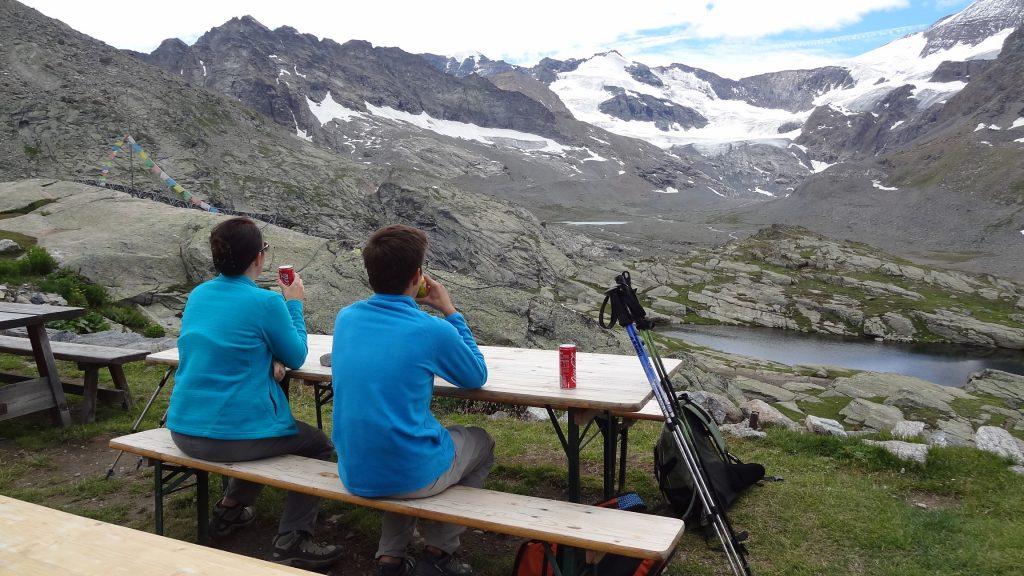 Lac du Grand Méan - Refuge des Evettes