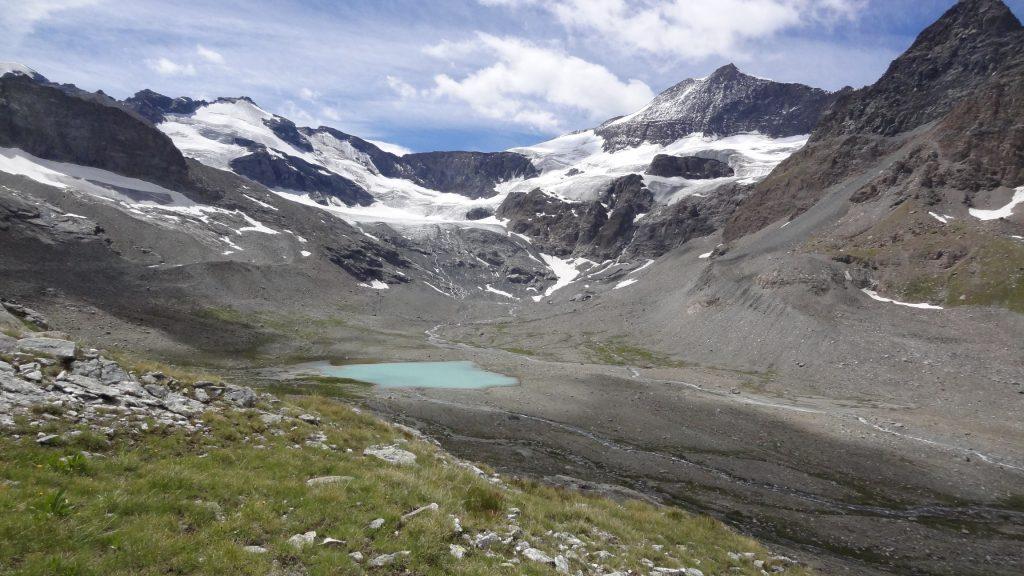 Lac du Grand Méan - Cirques des Evettes