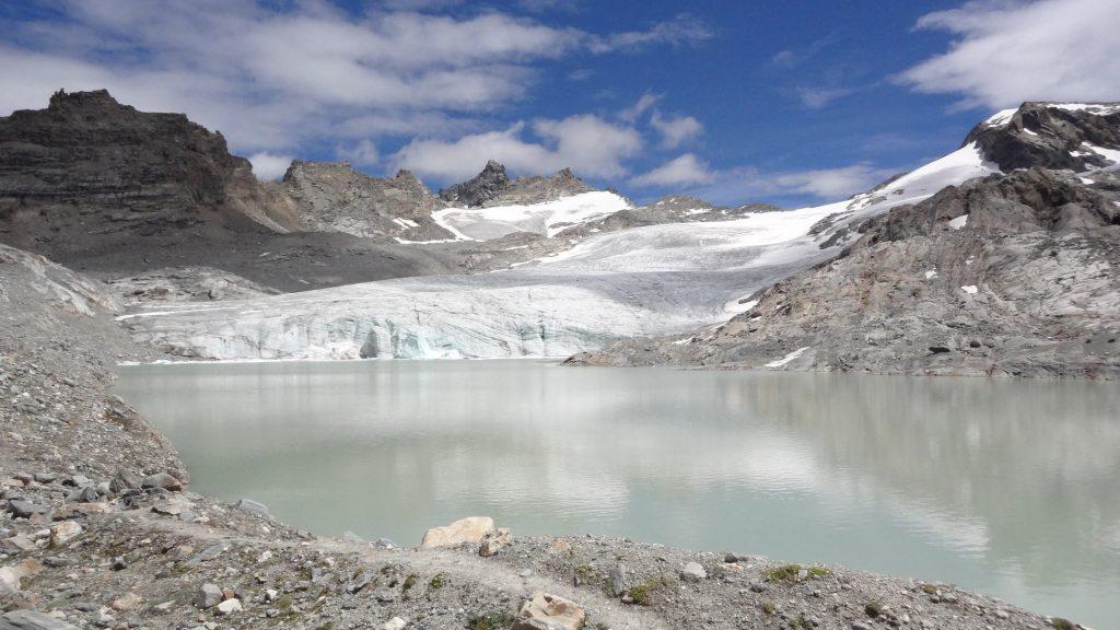 Lac du Grand Méan - Le lac