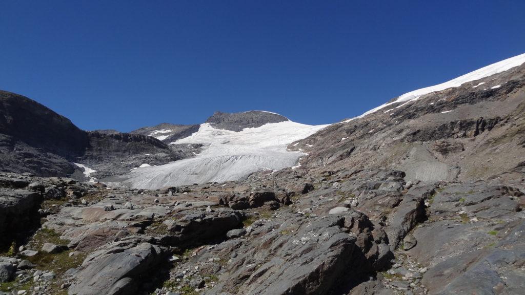Lac de l'Arpont - Glacier de l'Arpont