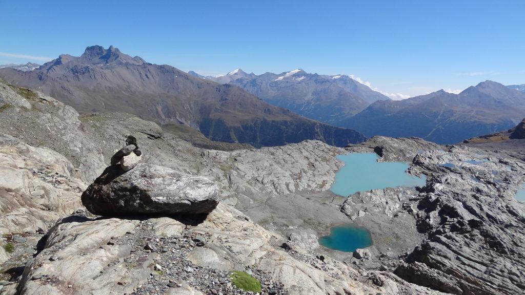 Lac de l'Arpont - Lac et Grand Roc Noir