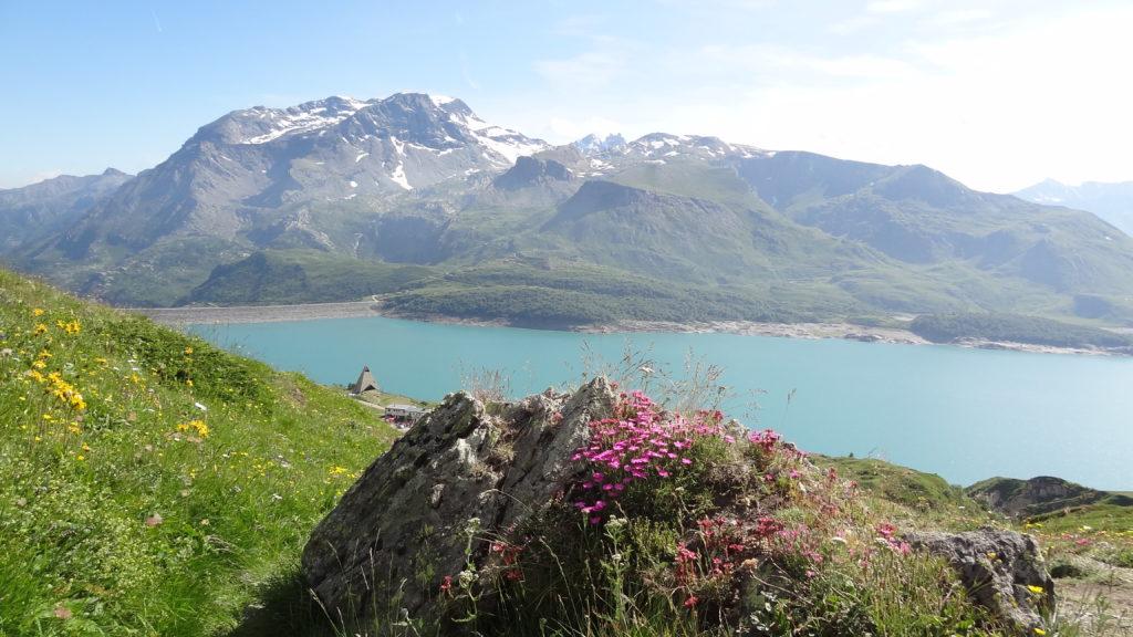 De retour au Lac du Mont-Cenis